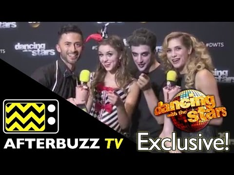 Sadie Robertson & Mark Ballas @ Dancing With The Stars Season 19 Week 7 I AfterBuzz TV