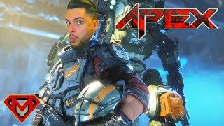 🔴 ¡VOLVEMOS! NIVEL 60 EN *APEX LEGENDS* - MIKOLO