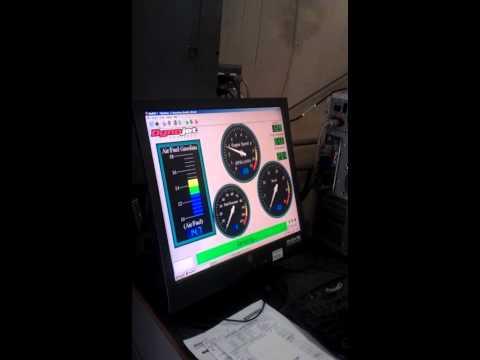 2008 Honda Civic Mugen Si Dyno Tests (2/3)