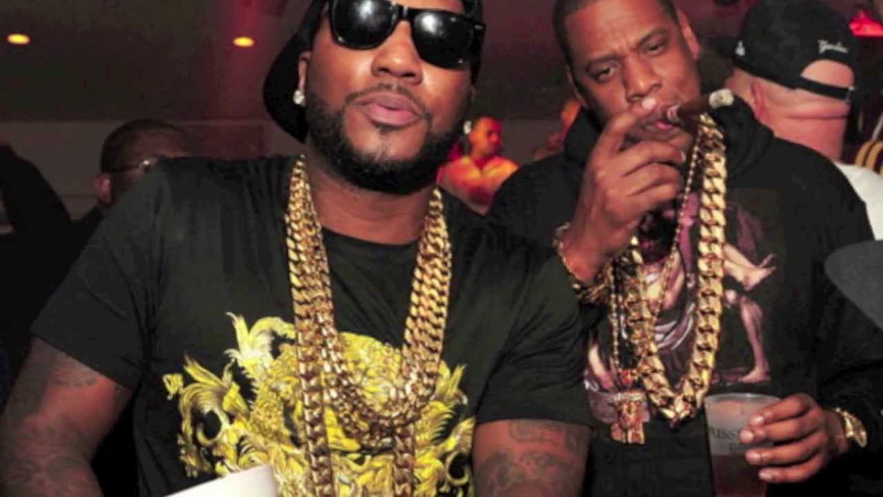 30 Quot Gold Cuban Link Chain Necklace Jay Z Young Jeezy Rick