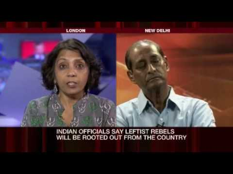 Inside Story - India's battle against its Maoists - 29 Sep09