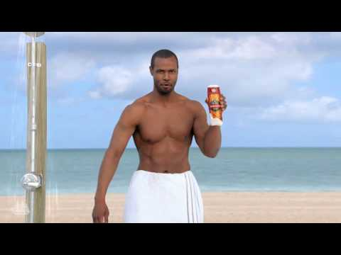 Old Spice commercial - Smell like a Man