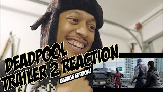 Deadpool | Red Band Trailer 2 Reaction!!