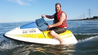 The $200 Seadoo SP Project part 3