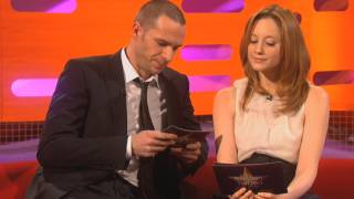 Madonna's Hungarian Interview - The Graham Norton Show - Series 10 Episode 10 - BBC One