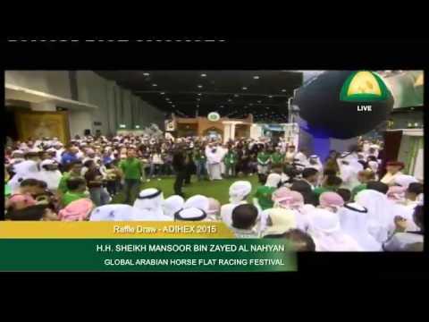 ADIHEX Raffle DRAW (11 Sep 2015) ADNEC Abu Dhabi