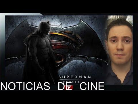 Batman v Superman Dawn of Justice logo e imagen | Black Mass | Godzilla volverá