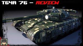 Armored Warfare: T64A