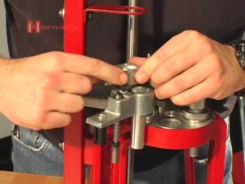 Lock-N-Load™ AP Instructional Videos (10 of 12) Case Feeder Setup from Hornady®
