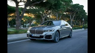 2019 BMW 745Le Hybrid - Driving Scenes