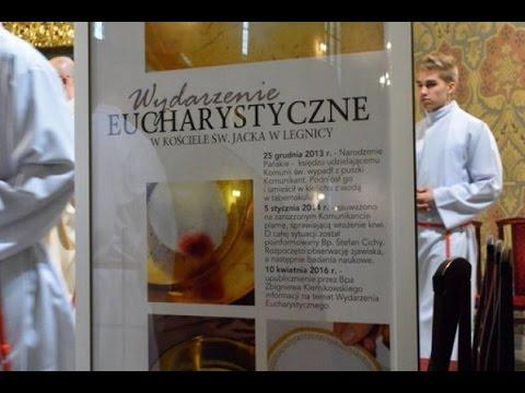W Legnicy miał mieć miejsce cud eucharystyczny