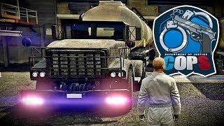 DOJ #77 [CIV] | NUCLEAR WASTE TRANSPORT | GTA 5 Roleplay