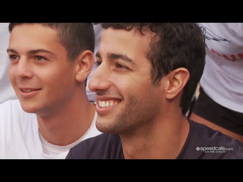 Daniel Ricciardo on Australian Grand Prix