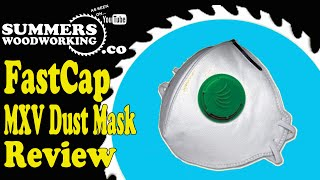 FastCap MXV Pocket Dust Mask - Product Review