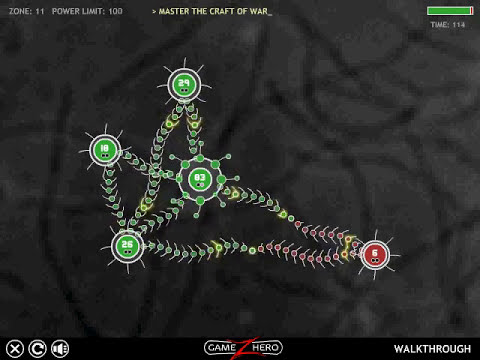 Tentacle Wars level 11