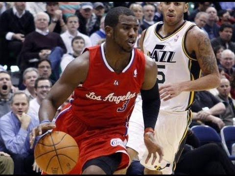 Chris paul - the revolution of the crossover