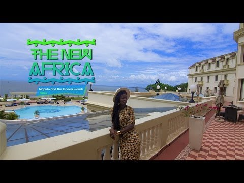 The New Africa: Maputo Teaser