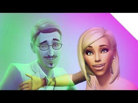 Let's Play The Sims 4 Twins — Part 51 — Teen Flirt