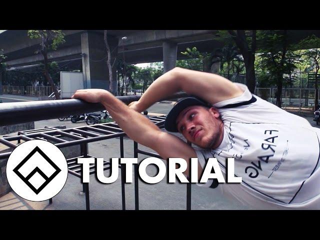 Jason Paul's 360 Bar-Tricks Tutorial
