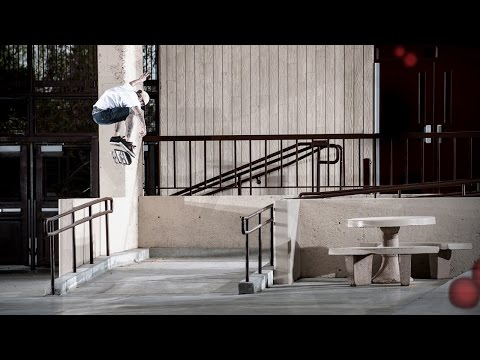 etnies Marana Bloodline - Ryan Sheckler - Backside Flip