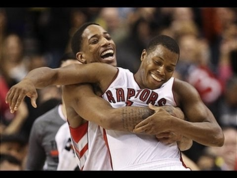 Kyle Lowry and DeMar DeRozan Clip the Nets to Take Game 4