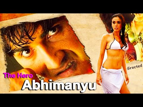The Hero - Abhimanyu | Full Hindi Movie | Hrishita Bhatt | Sagar...