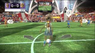 Kinect Sports_ Soccer Gameplay HD