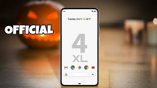 The Official Confirmation of Google Pixel 4XL !!!