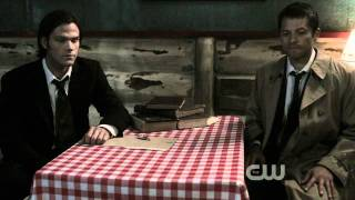 Supernatural Castiel fart! (HD)