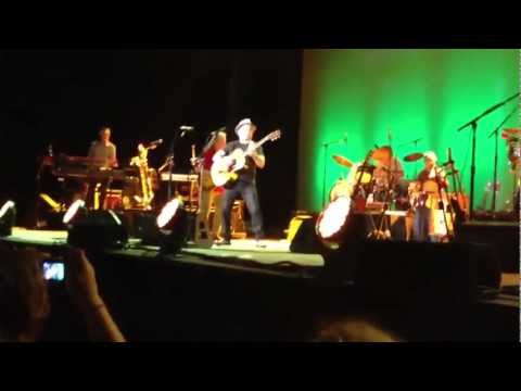 PAUL SIMON - GRACELAND LIVE SYDNEY ENTERTAINMENT CENTRE 201