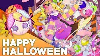 Happy Halloween English Jubyphonic