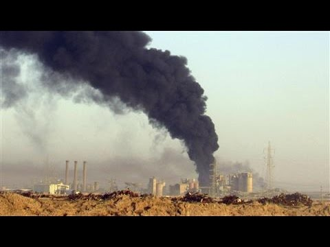 Iraqi Forces Target Islamic State Strongholds in Fallujah