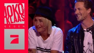 """Sarah Connor & Alexander Klaws treten """"Plötzlich taub"""" an!   Spiel 6   Joko & Klaas gegen ProSieben"""