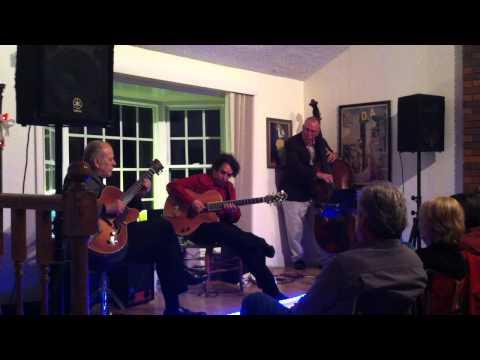 Howard Alden - Sean Burdick's House Concert
