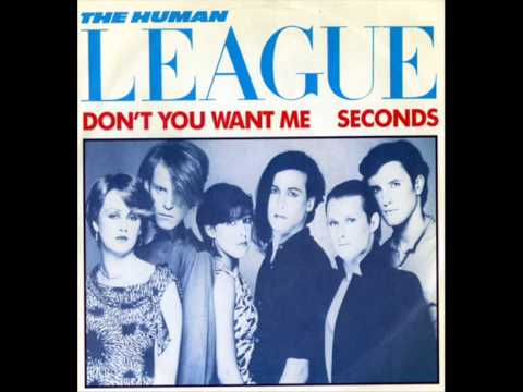 4International Proudly Presents The Greatest Synth-Pop Music Of The 1980's: The Human League!!! [Part 3]