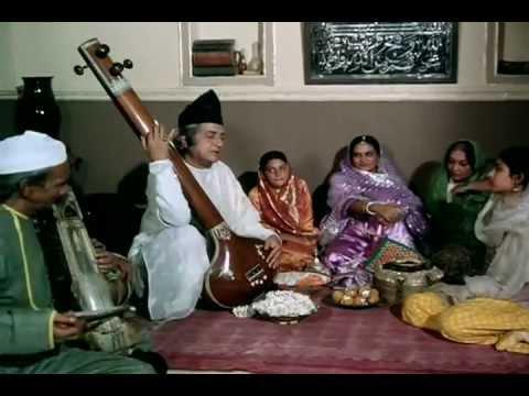 UMRAO JAAN 1981 pratham dhar dhyaan dinesh Ustad Ghulam Mustafa...
