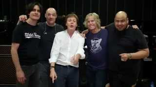 "Paul McCartney - 2015年4月20日(月)来日予定""Paul McCartney is getting""メッセージ映像を公開 thm Music info Clip"