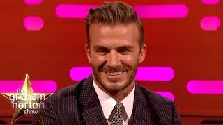 David Beckham Is Embarrassed At Being The SEXIEST MAN ALIVE | The Graham Norton Show