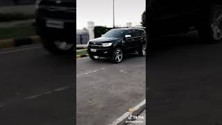 Ford endeavour modified status video