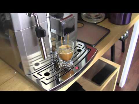 saeco poemia espresso machine certified refurbished