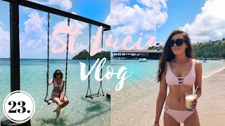 A WEEK IN ST. LUCIA WITH MY FAMILY - Sandals St. Lucia  - Vlog 23