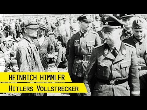 heinrich himmler essay Essay reichsfuhrer-ss, head of the gestapo and the waffen-ss, minister of the interior from 1943 to 1945 and organizer of the mass murder of jews in the third reich, heinrich himmler was born in munich on 7 october 1900.
