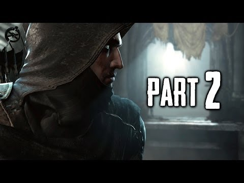Thief Gameplay Walkthrough Part 2 – Lockdown (PS4 XBOX ONE)