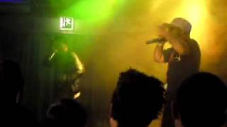 Haki ft. BiggA - Live on Stage Jugend Zentrum Ost (Ahlen)