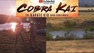 Karate Kid - Cobra Kai Original Lake Filming Location #4 in 2018