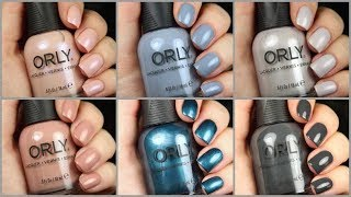 Orly Dreamscape Fall 2019 Collection | Live Application Review