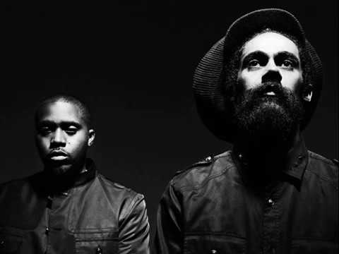 Nas & Damian Marley - Patience (Distant Relatives) Lyrics Video