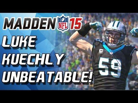 Madden 15 Ultimate Team - LUKE KUECHLY IS UNBEATABLE! - Madden 15 Season 2