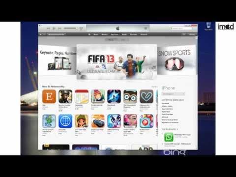 สมัคร Apple ID ฟรีแบบไม่ต้องใช้บัตร   iMod 2012