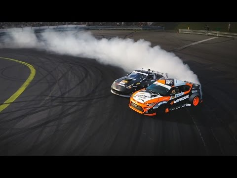 Gopro: Formula Drift New Jersey 2014 - The Gauntlet video